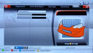 Forza Motorsport 2 Tuning - Aero