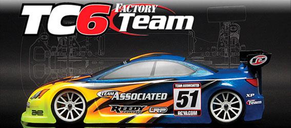 Team Associated Factory Team TC6