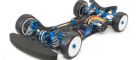 Tamiya TRF417 Touring Car