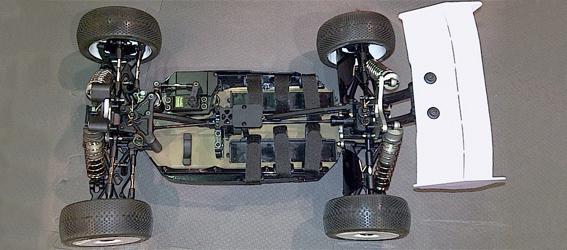 TQ Race Products SX8 Evo E Buggy