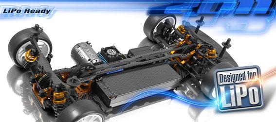 XRay T3 '11 Touring Car