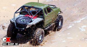 Review: Axial SCX10-TR Trail Honcho