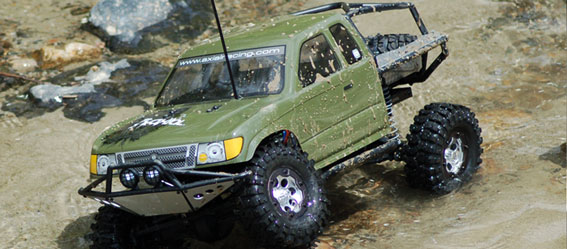 Review: Axial SCX10 Trail Honcho
