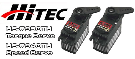 Review: Hitec Digital G2 Titanium Servos