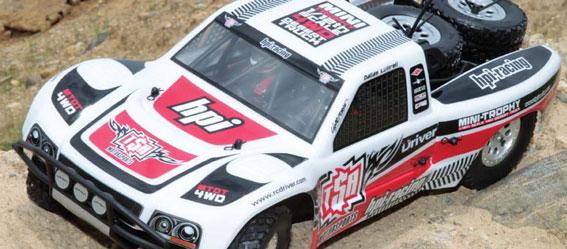 Review: HPI TSA Mini Trophy Truck
