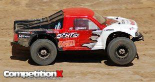 Jammin SCRT10 4WD Short Course Truck
