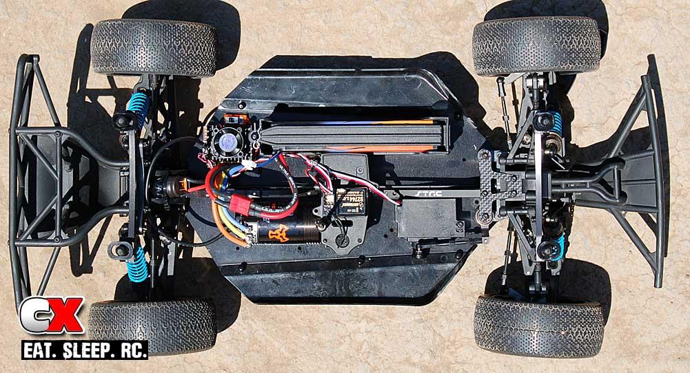 Project: Jammin SCRT10 4WD Short Course Truck