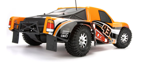 Limited Edition Racers Edge HPI Maxxas Blitz