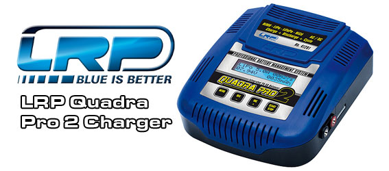 LRP Quadra Pro 2 Charger