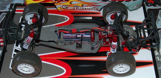 Project: STRC Slash Conversion Chassis
