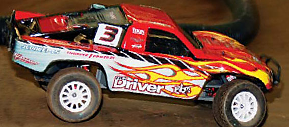 Project STRC Traxxas Slash Racer