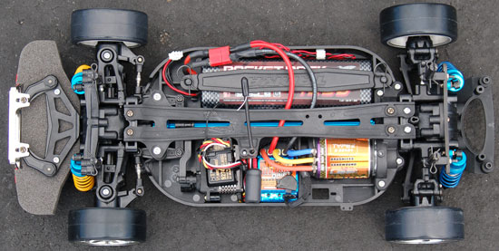 Project Tamiya Drift Chassis