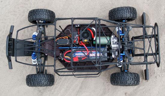 Project Van Phalen Slash 4x4 Chassis