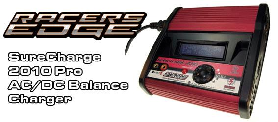 Racers Edge SureCharge 2010 Pro Balance Charger