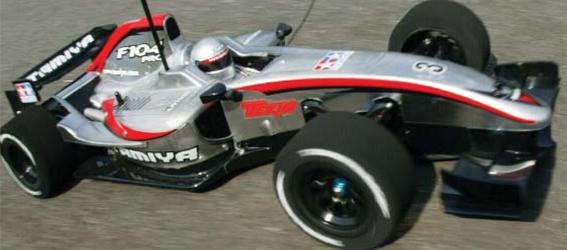 Review: Tamiya F104 Pro