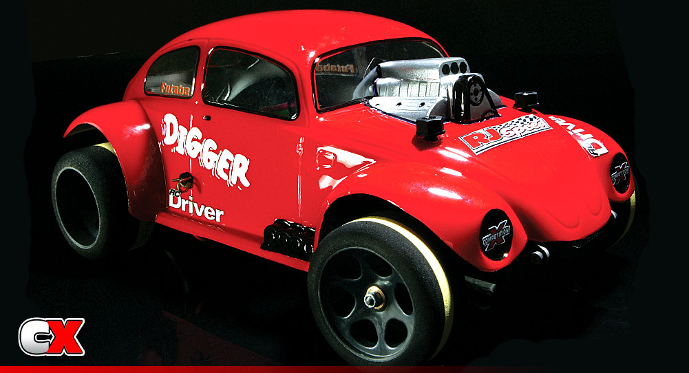 Review: RJ Speed Digger