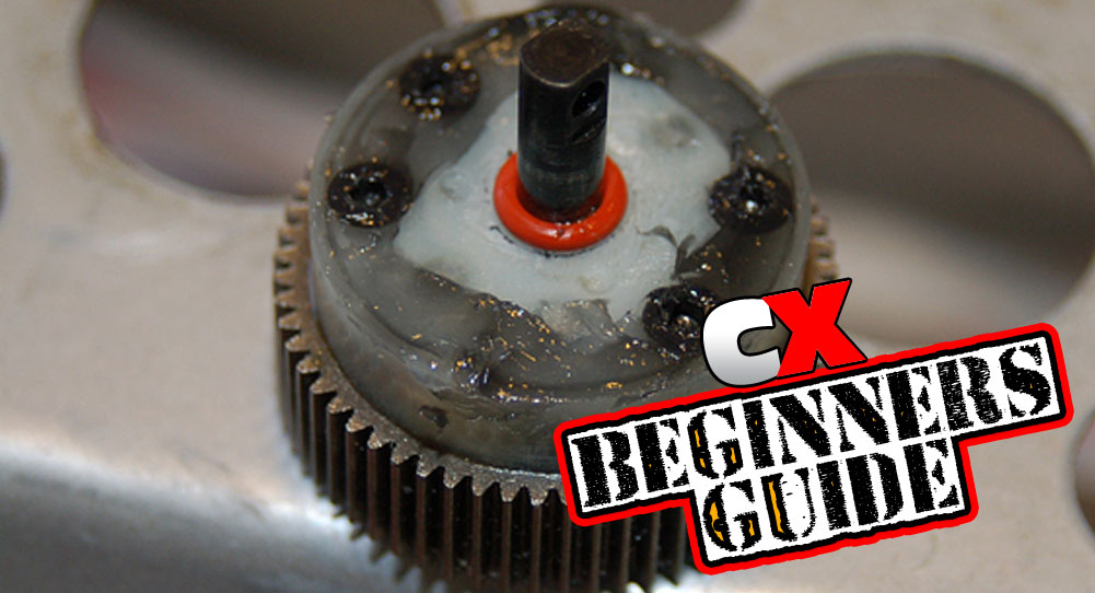 Beginner's Guide to RC - How To: Seal A Stock Traxxas Slash