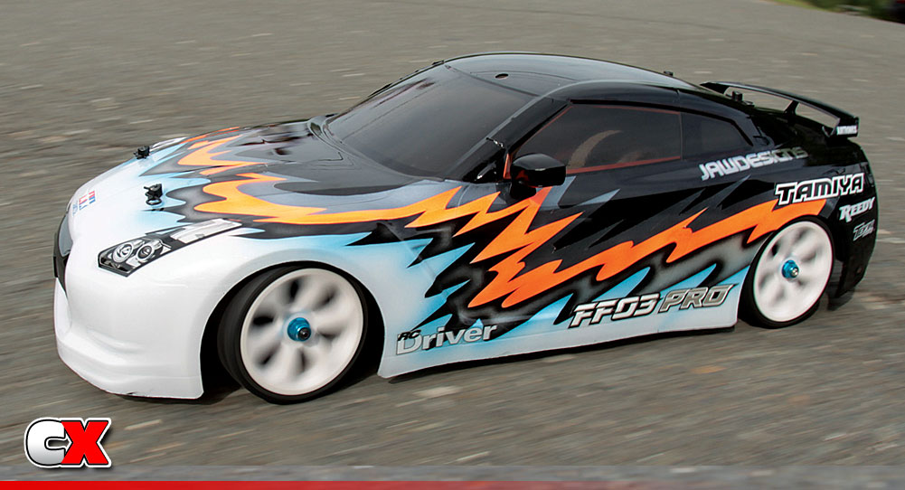 Review: Tamiya FF-03 Pro Touring Car