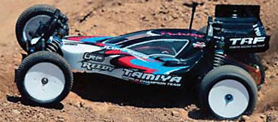 Tamiya TRF201 2WD Buggy
