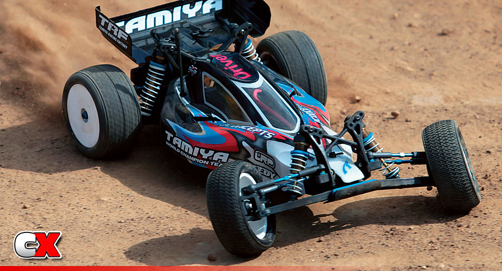 Review: Tamiya TRF201 2wd Buggy