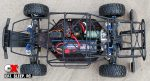 Traxxas Slash 4x4 Van Phalen Project