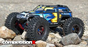 Traxxas Summit Crawler Project