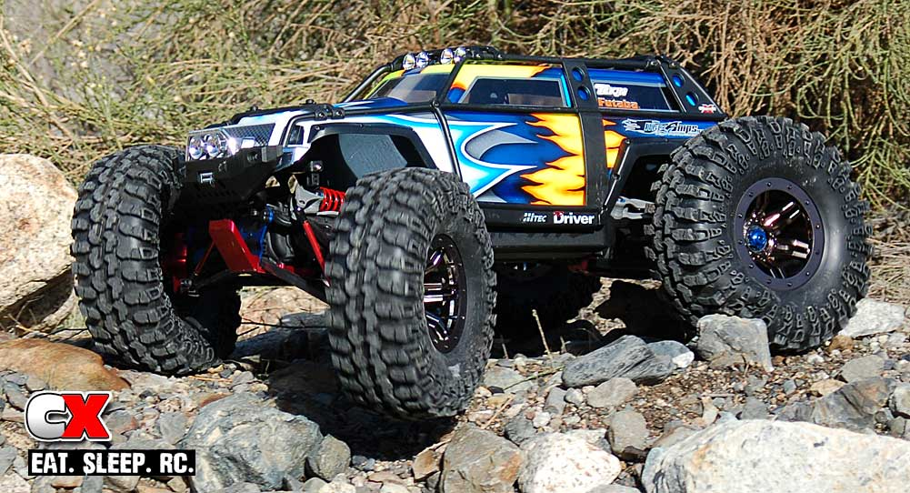 Project: Traxxas Summit Crawler Build