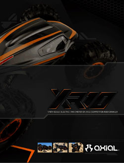 Axial Racing Manuals