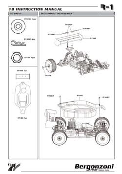Bergonzoni Group Manuals