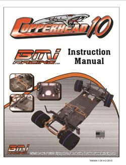 BMI Racing Manuals