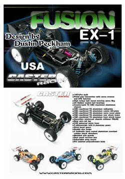 Caster Racing Manuals