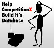 Help CompetitionX Build it's Database