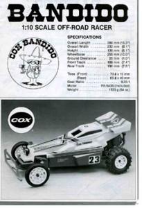 Cox Manuals