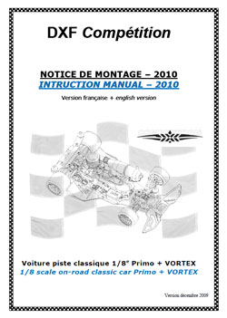 DXF Competition Manuals