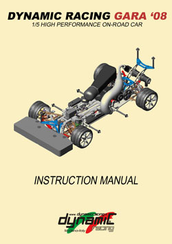 Dynamic Racing Manuals