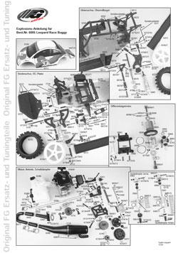 FG Modellsport Manuals