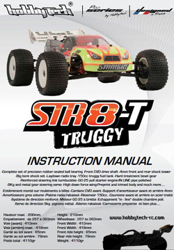 Hobbytech Manuals