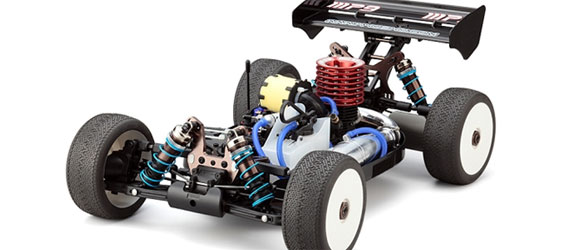 Kyosho MP9 TKI 2 WC Edition 4wd Buggy