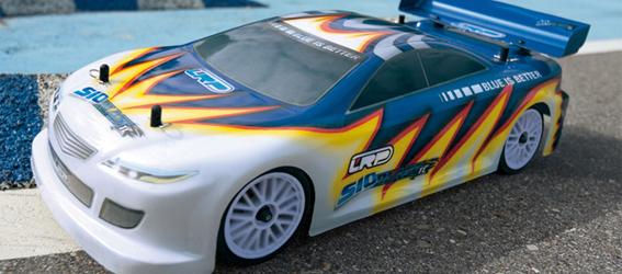 LRP S10 Blast TC RTR