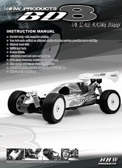 Nanda Racing Manuals