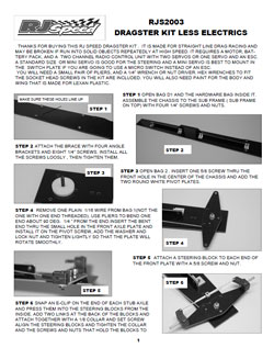 RJ Speed Manuals