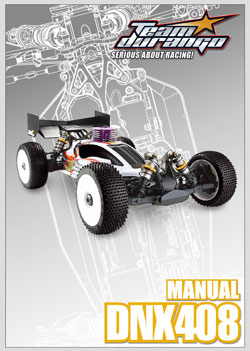 Team Durango Manuals