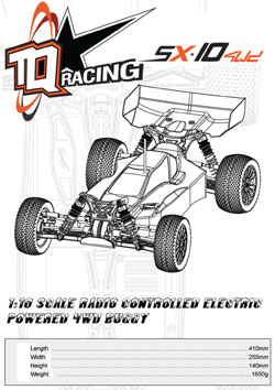 TQ Racing Manuals