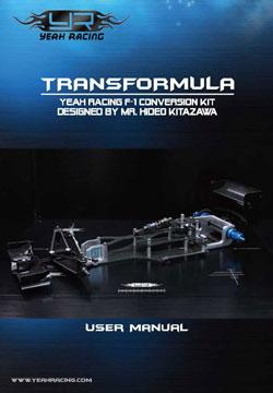 Yeah Racing Manuals