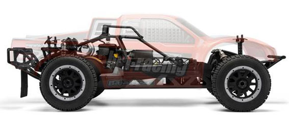 The HPI Baja 5SC SS - Build it Yourself!
