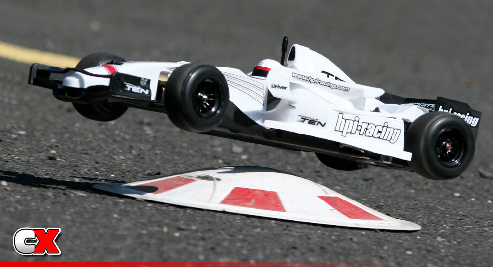 Review: HPI Formula TEN F1 | CompetitionX - Tony Phalen