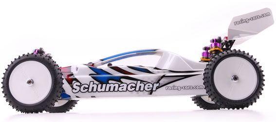 Schumacher CAT SX3 1:10th Competition 4WD