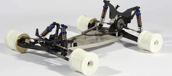 Vega Elite 2wd Conversion for Kyosho RT5