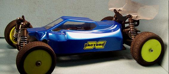 X Factory X - 7 Prototype