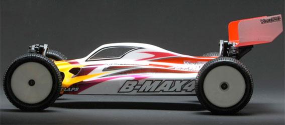 Yokomo B-Max4 II 2011